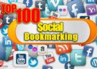 Top High DA Social Bookmarking Sites List