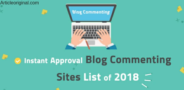 blog comment sites