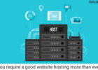 Why do you require a good web hosting