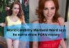 World Celebrity Maitland Ward says he earns more PORN money