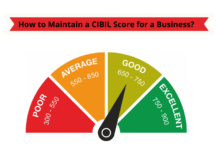 How to Maintain a CIBIL Score for a Business