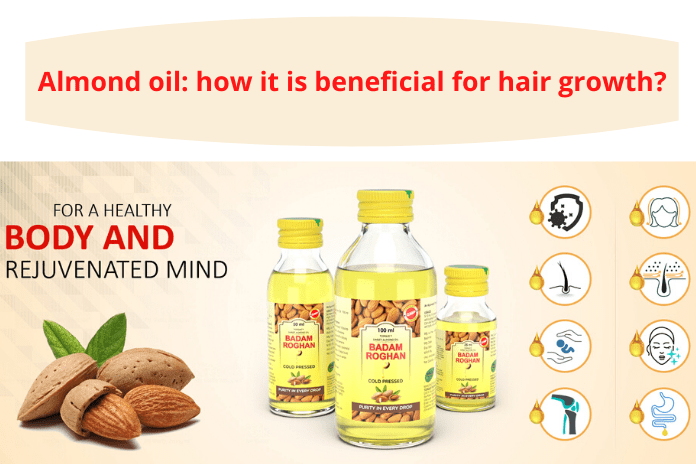Almond oil_ how it is beneficial for hair growth